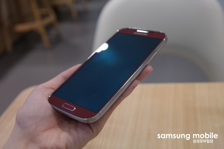 Samsung Galaxy S4 Lte A With Snapdragon 800 Finally Unboxed
