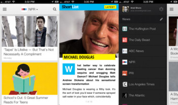 Google Currents for iOS gets audio playlists and more