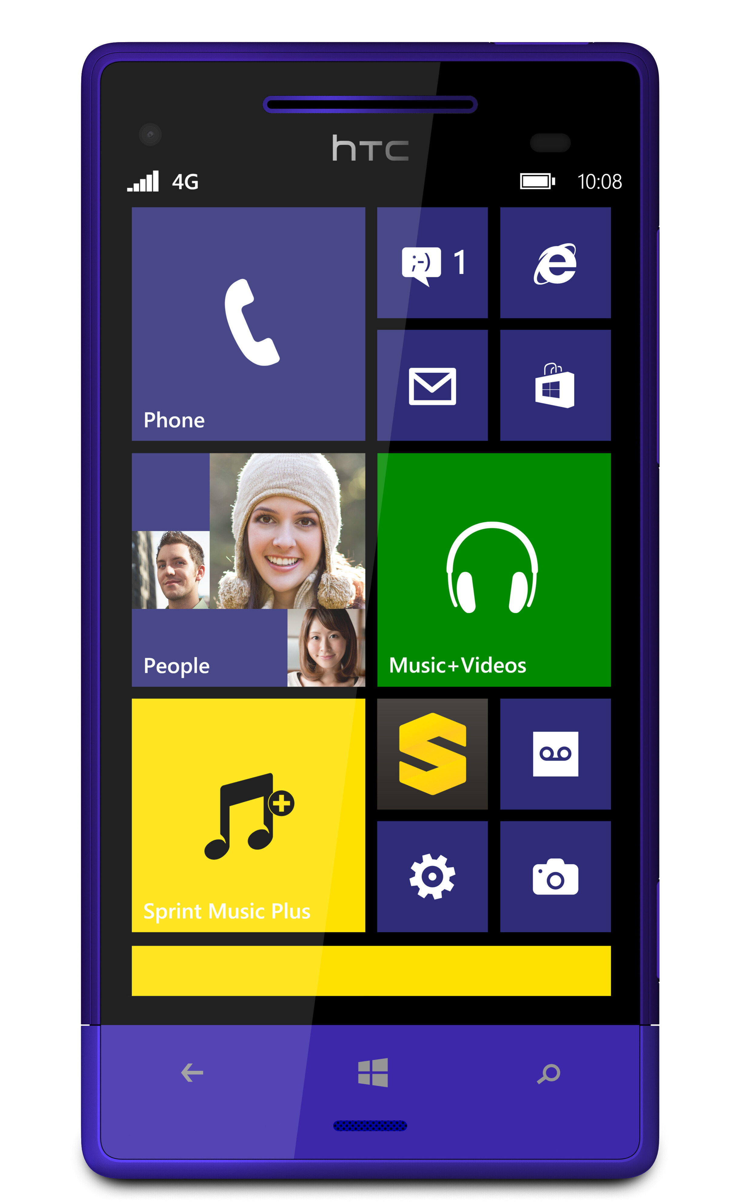 HTC 8XT breaks cover, arrives to Sprint with BoomSound and ...