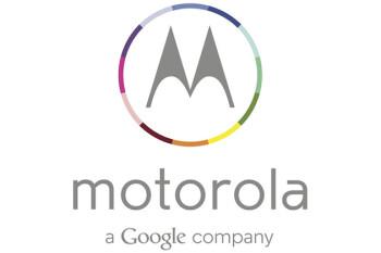 "Motorola's new logo hints at color options, brands itself ""a Google company"""