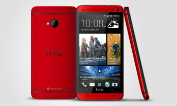 HTC One in exclusive Glamour Red arrives at Phones4u mid-July