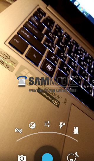 Screenshots from the updated Android 4.3 version of the Samsung Galaxy S4