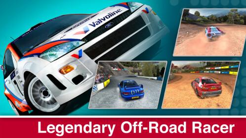 Legendary Off-Road Racer