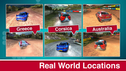 Real World Locations