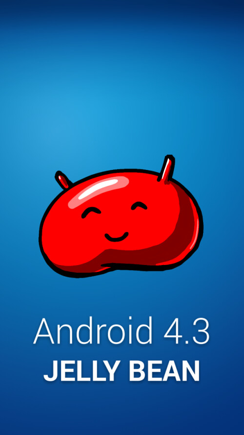Android 4.3 Jelly Bean demonstration (on Samsung Galaxy S4 GT-I9505)