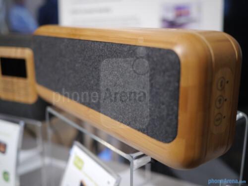 AudioXperts EVA eco-friendly speakers hands-on