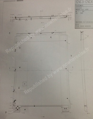 Schematic leak for the fifth-generation iPad
