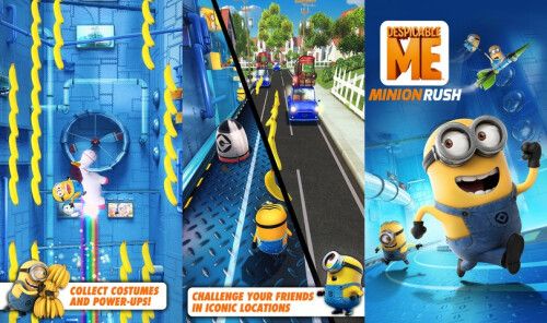 Despicable Me - Android, iOS - Free
