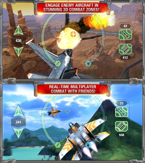 MetalStorm: Aces - iOS - Free