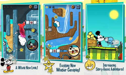 Where's My Mickey - Android, iOS - $0.99