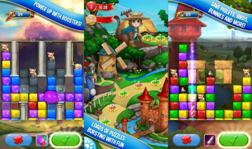 Pet Rescue Saga - Android, iOS - Free