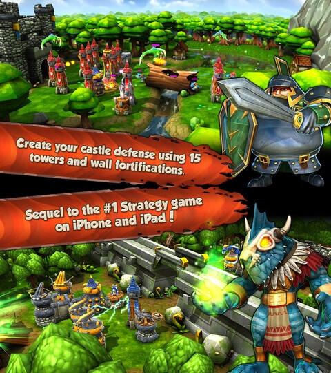 Siegecraft TD - iOS - $2.99