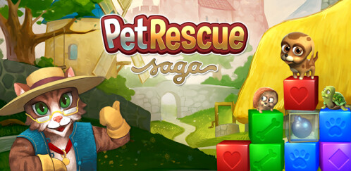 Pet Rescue Saga - Android, Apple - Free