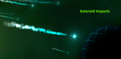 Asteroid Impacts - Android - Free