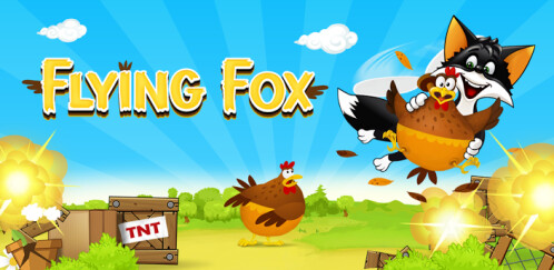 Flying Fox - Android, Apple - Free
