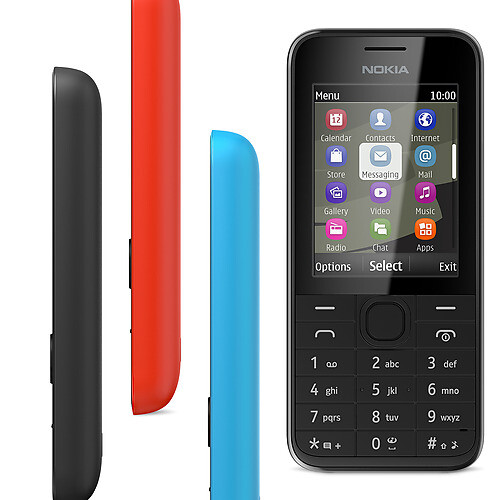 Nokia 207, 208 launched