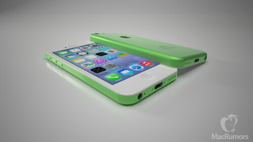 Concept renders of upcoming affordable Apple iPhone appear
