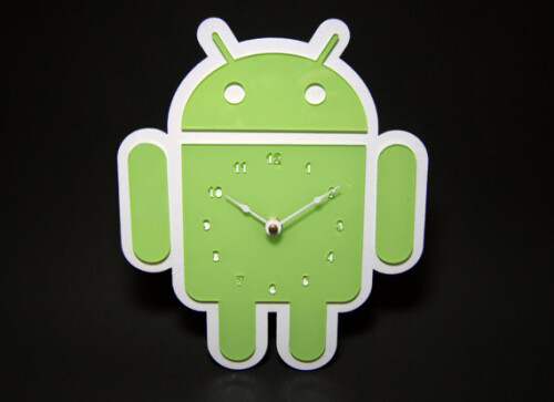 Android clock - $34.95