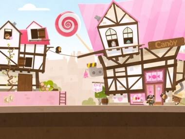 Tiny Thief a new Rovio Stars game, coming July 11th