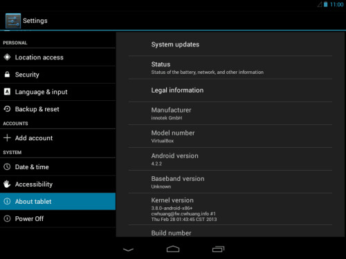 Here's how to install Android 4.2.2 Jelly Bean on your PC