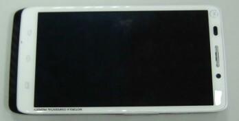 Leaked photo of the Motorola DROID Ultra