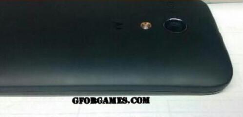 Leaked images of the Motorola Moto X