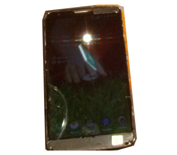 LG Optimus G2 leaked photos