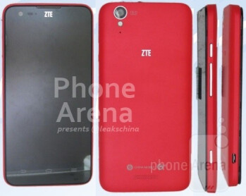 ZTE U988S might land as the world's first Tegra 4 phone, see how it looks like