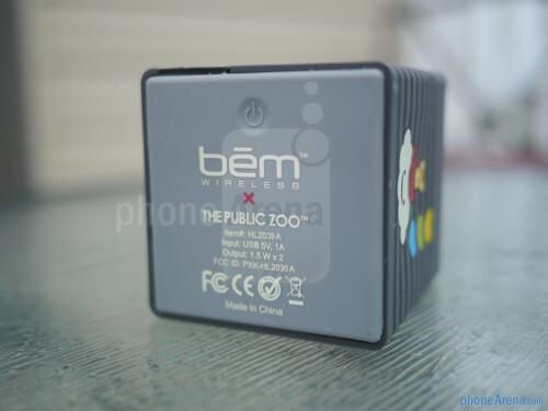 bēm wireless Public Zoo Mobile Speaker hands-on