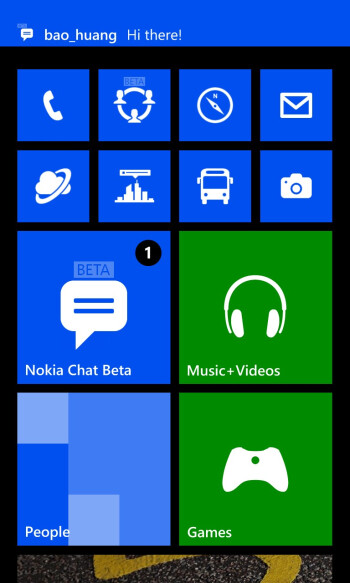 Nokia Chat beta launches for both Nokia feature and smartphones today