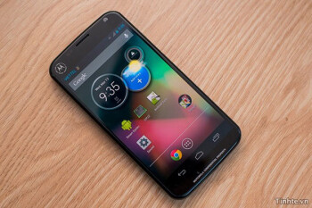 Alleged image of the Motorola Moto X.
