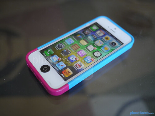 Spigen iPhone 5 Linear Pops case hands-on