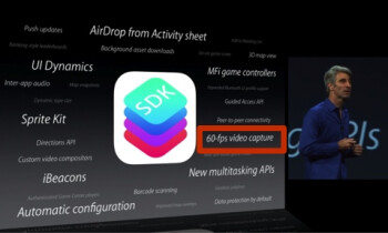 iOS 7 may offer 120fps slo-mo video recording