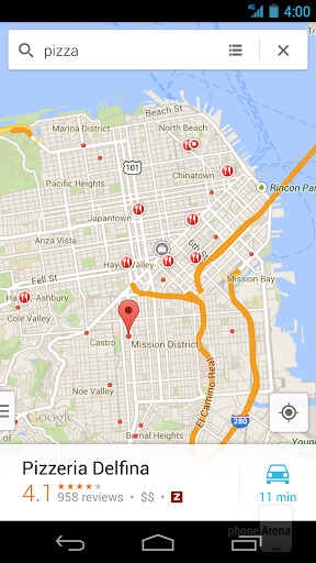 Google Maps gets updated to version 7.0