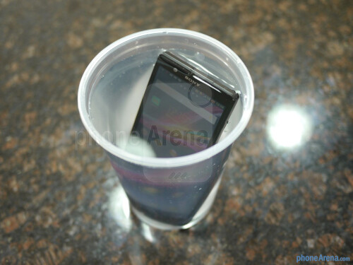 T-Mobile Sony Xperia Z hands-on