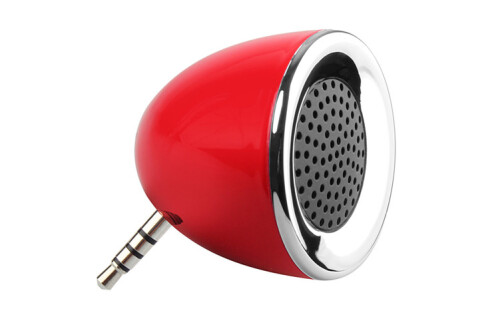 Ear Jack Mobile Phone Speaker