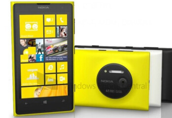 Purported Nokia Lumia 1020 specs sheet leaks: 3x zoom, OIS, six-lens optics, stereo sound recording
