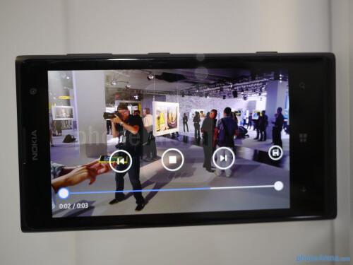 Nokia Lumia 1020 screenshots
