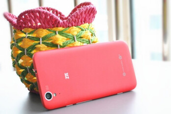 The ZTE Geek U988S will be the first smartphone powered by a Tegra 4 processor