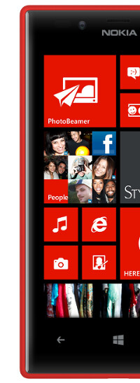 I chose Windows Phone