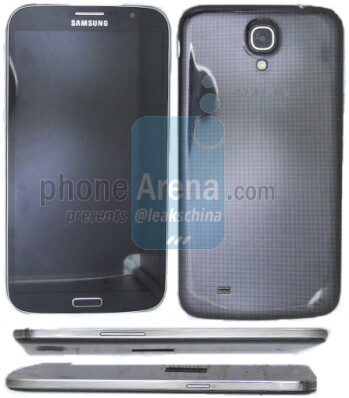 Samsung Galaxy Mega 6.3 DUOS leaks, still a jumbo phone