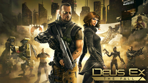 Deus Ex: The Fall - iOS - $6.99