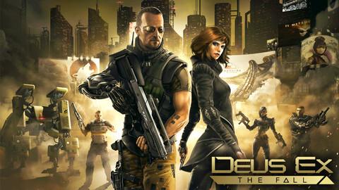 Deus Ex: The Fall - iOS - $6.99