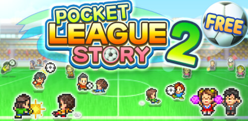 Pocket League Story 2 - Android, iOS - Free