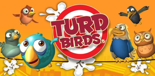 Turd Birds - Android, iOS - Free