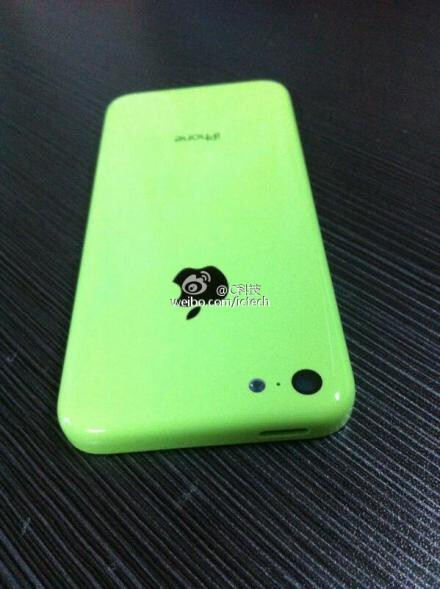 Leaked pictures of Apple iPhone Lite shell