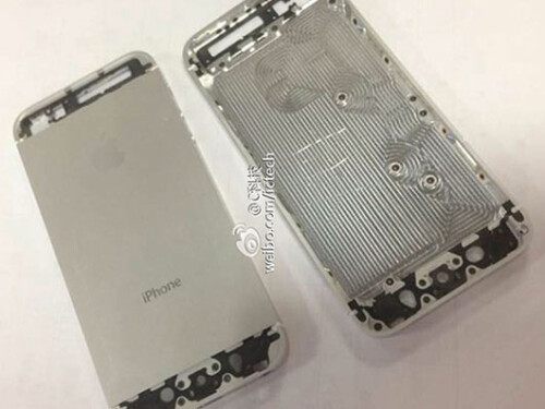 New iPhone 5S photos appear, specs hint at 12 MP camera, same CPU, quad-core GPU