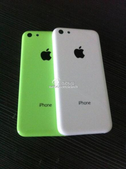 iPhone Lite in two color versions