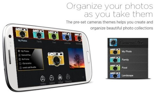 Camera Ace - Android - Free