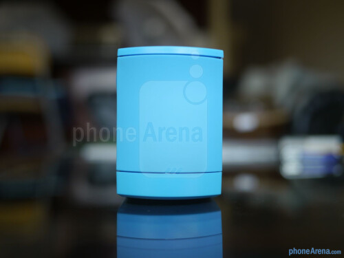 iLuv MobiOut Bluetooth speaker hands-on